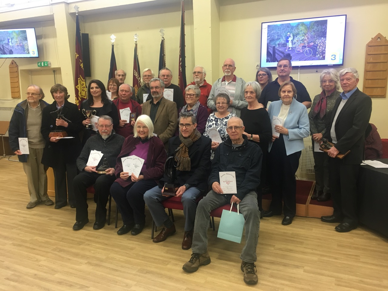 Art Adult winners 2019